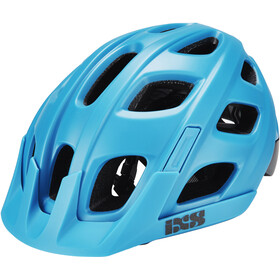 IXS Trail XC Casco, fluor blue